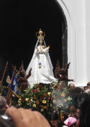 Fiesta Patronal Virgen de Asunta