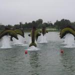 parque de las leyendas-lago