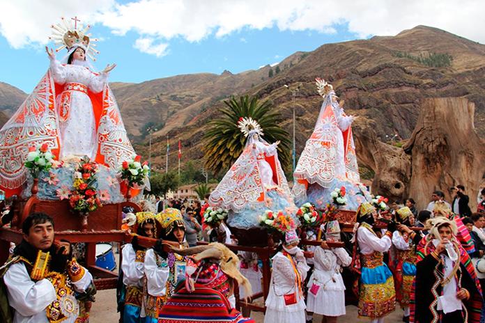 Virgen de Asunta, Amazonas