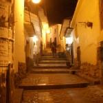barrio de san blas noche