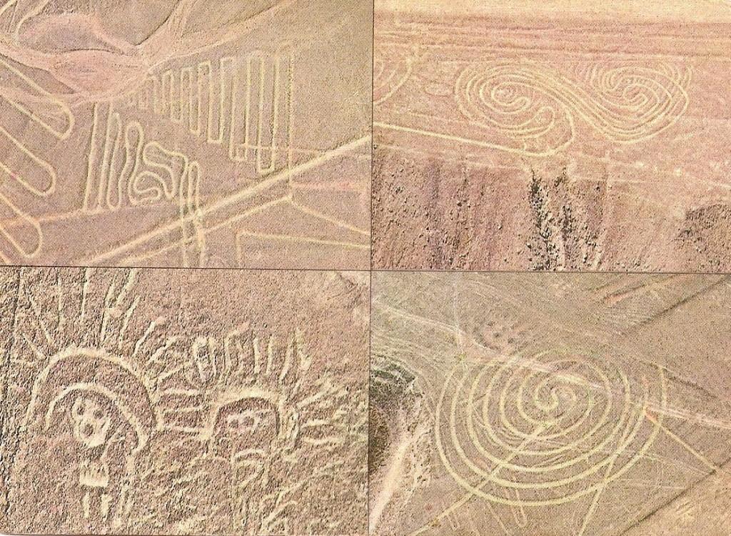 Lineas de nazca, figuras de nazca