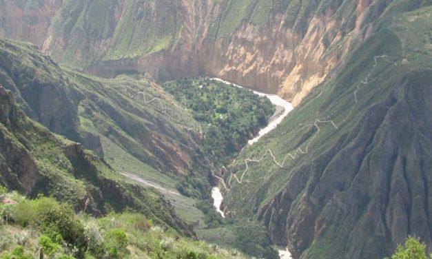 Cañón del Colca