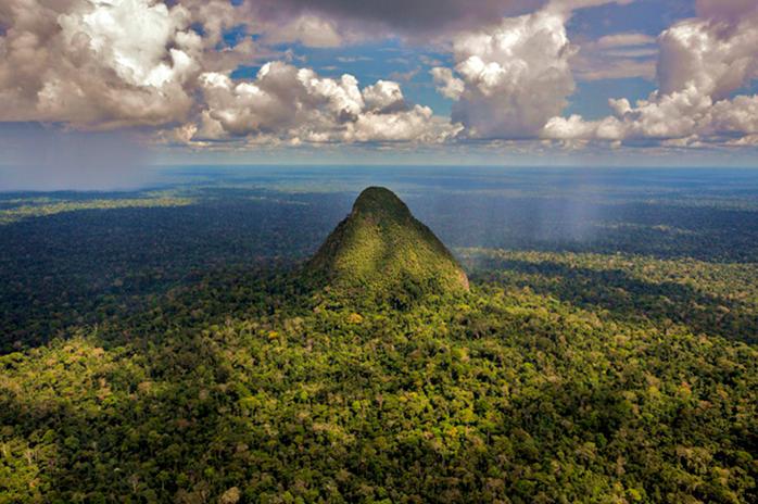 Sierra del Divisor, Ucayali