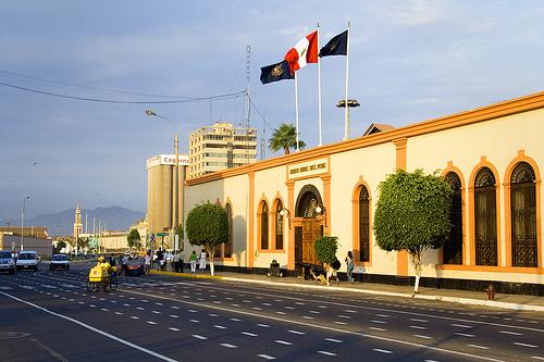 Museo Naval del Callao