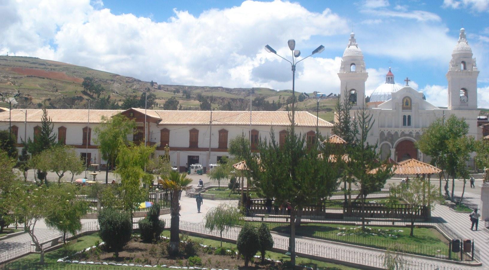 Plaza de Jauja