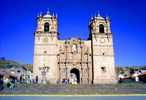 La Catedral de Puno