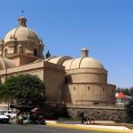 Catedral Tacna Panoramica