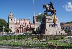 Aniversario de la ciudad de Huamanga