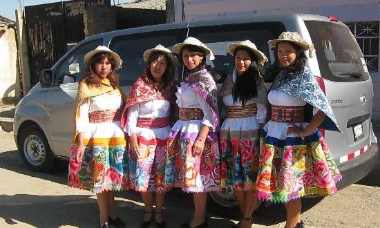 chicas-huancainas